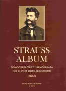 STRAUSS ALBUM for accordion