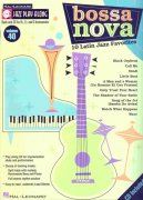 Jazz Play Along 40 - BOSSA NOVA + CD
