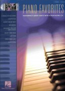 PIANO DUET PLAY-ALONG 1 - PIANO FAVORITES + CD