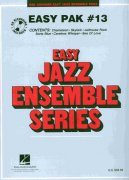 EASY JAZZ BAND PAK 13 (grade 2) + Audio Online / partitura + party