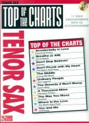 TOP OF THE CHARTS +  CD       ten sax