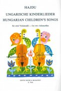 HUNGARIAN CHILDREN´S SONGS   two violoncellos