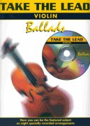 TAKE THE LEAD - BALLADS + CD / housle
