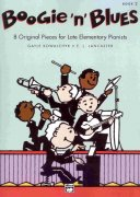 Boogie 'n' Blues 2  for late elemantary pianists