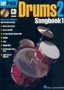 FASTTRACK - DRUMS 2 - SONGBOOK 1 + CD