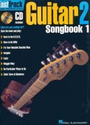 FASTTRACK - GUITAR 2 - SONGBOOK 1 + CD