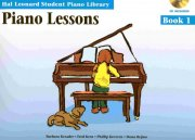 PIANO LESSONS BOOK 1 + CD