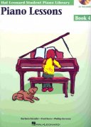 PIANO LESSONS BOOK 4 + Audio Online