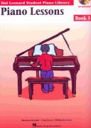 PIANO LESSONS BOOK 5 + Audio Online