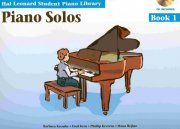 PIANO SOLOS BOOK 1 + Audio Online
