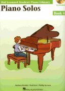 PIANO SOLOS BOOK 4 + Audio Online