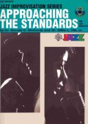 APPROACHING THE STANDARDS + CD     jazz vocalists