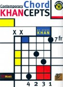 Contemporary Chord Khancepts by Steve Khan + 2x CD