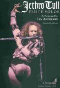 Jethro Tull Flute Solos -  Flute SoIos by Ian Anderson