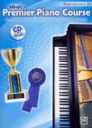 Premier Piano Course 2A - Performance + CD