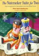 THE NUTCRACKER SUITE FOR TWO           piano duet