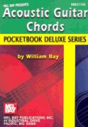 ACOUSTIC GUITAR CHORDS  -  POCKETBOOK DELUXE