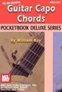GUITAR CAPO CHORDS -  POCKETBOOK DELUXE