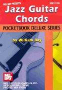JAZZ GUITAR CHORDS  -  POCKETBOOK DELUXE