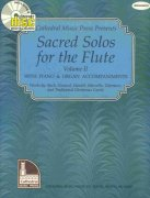 SACRED SOLOS FOR THE FLUTE 2 + Audio Online / příčná flétna + klavír