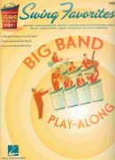 BIG BAND PLAY-ALONG 1 - SWING FAVORITES + CD / klavír