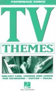 Paperback Songs - TV THEMES        vocal / chord