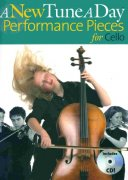 A NEW TUNE A DAY - PERFORMANCE + CD / violoncello