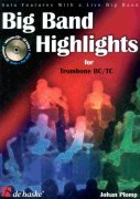 BIG BAND HIGHLIGHTS + CD                   trombon (pozoun)  BC / TC
