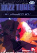 Jazz Tunes by William Bay + CD  /  kytara + tabulatura