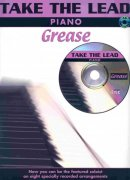 TAKE THE LEAD - GREASE + CD / piano