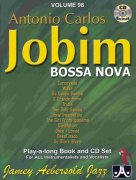 AEBERSOLD PLAY ALONG 98 - Antonio Carlos Jobim + CD