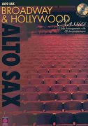 BROADWAY & HOLLYWOOD CLASSICS + CD / altový saxofon