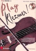 PLAY KLEZMER ! + CD / housle (position 1-3)