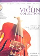 THE VIOLIN COLLECTION (easy - intermediate) + Audio Online / housle + klavír