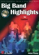 BIG BAND HIGHLIGHTS + CD / klarinet