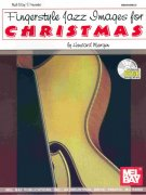 Fingerstyle Jazz Images for Christmas + CD / kytara + tabulatura