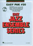 EASY JAZZ BAND PAK 20 Christmas (grade 2) + Audio Online / partitura + party