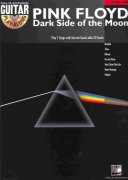 Guitar Play Along 68 - PINK FLOYD • DARK SIDE OF THE MOON + Audio Online / guitar + tab