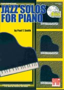 JAZZ SOLOS FOR PIANO by Paul T.Smith + CD