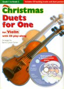 DUETS FOR ONE - CHRISTMAS + CD