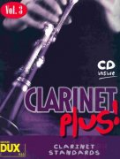 CLARINET PLUS ! vol. 3  +  CD / klarinet