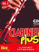 CLARINET PLUS ! vol. 4  +  CD / klarinet