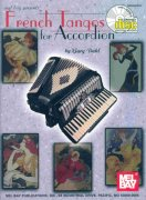 French Tangos for Accordion + Audio Online / akordeon
