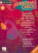 Jazz Play Along 20 - CHRISTMAS CAROLS + CD