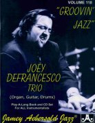 AEBERSOLD PLAY ALONG 118 - JOEY DEFRANCESCO