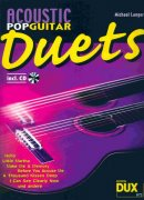 ACOUSTIC POP GUITAR DUETS + CD / kytara