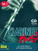 CLARINET PLUS ! vol. 2  +  CD / klarinet