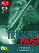 TRUMPET PLUS !  vol. 2 + CD / trumpeta