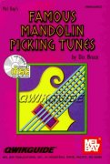 Favorite Mandolin Picking Tunes + Audio Online / mandolína + tabulatura