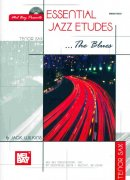 Essential Jazz Etudes...The Blues + Audio Online / tenorový saxofon